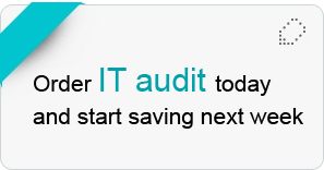 Order IT Audit today